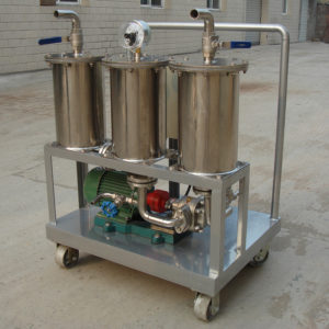 Portable Precision Oil Purifier
