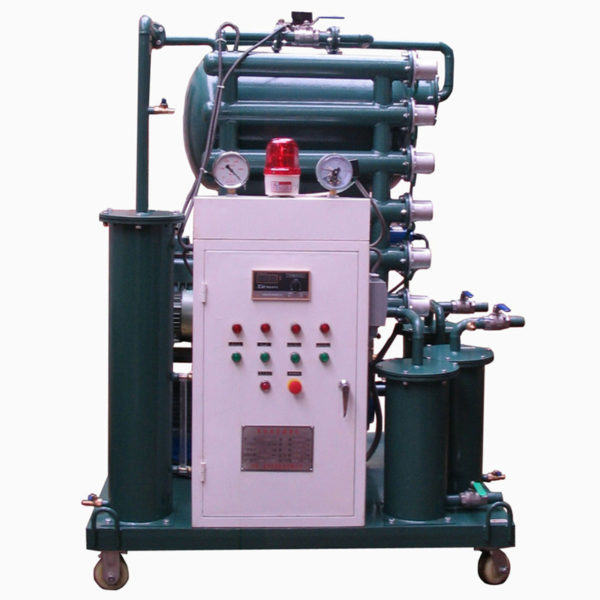 ZJB series single-stage transformer oil purifier