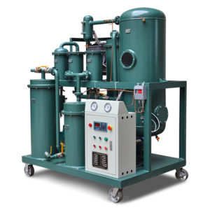 TYA Series Lubricating Oil Purifier