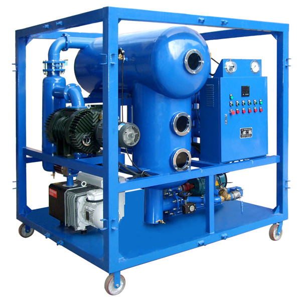 Junsun transformer oil purification machine