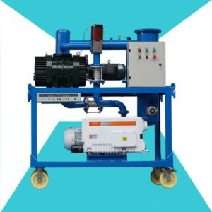Vacuum pumping unit